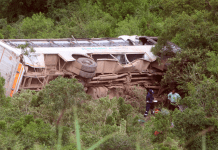 Centane bus crash