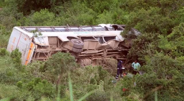 Centane bus crash