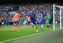 Chelsea 4 - 0 Everton