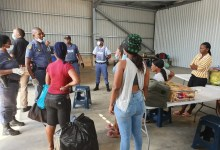 Photo of Police rescue 14 workers who were locked in Durban factory and forced to make masks