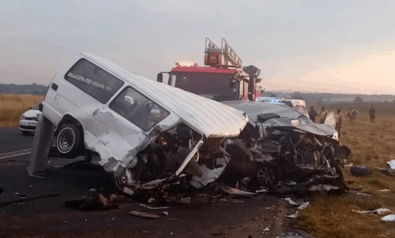 Golden Highway collision