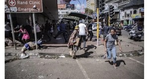 Hillbrow residents