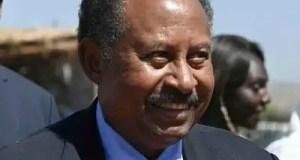 PM Abdalla Hamdok