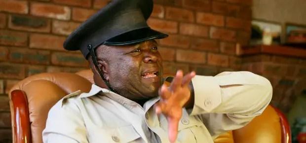Prophet Bushiri and Solly Moholo