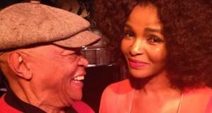 Simphiwe Dana and Hugh Masekela