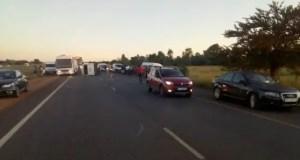Soshanguve taxi accident