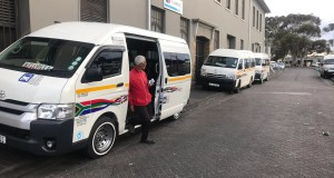 Taxi users