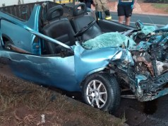Two injured in Pretoria crash