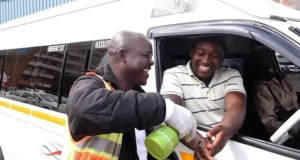 Wanderers taxi rank