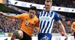 Wolves 0 - 0 Brighton