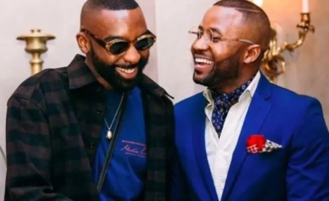 Riky Rick and Cassper Nyovest