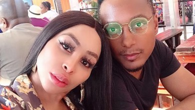 Khanyi Mbau and Tebogo Lerole