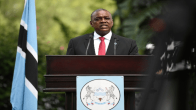 President Masisi