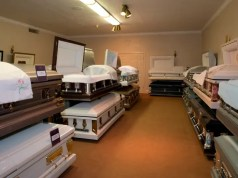 Funeral parlours