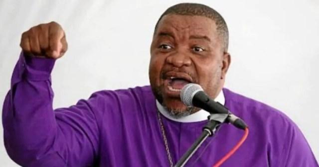 Bishop Bheki Ngcobo