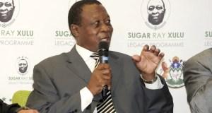 Cedric Sugar Ray Xulu has died