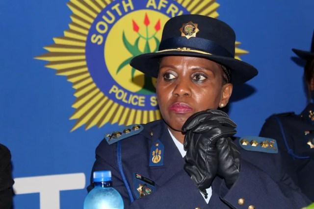 Commissioner Liziwe