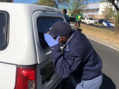 Gauteng police
