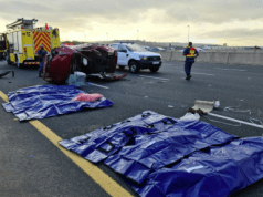 KZN highway car crash