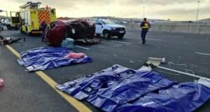 KZN highway car crash