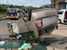 KZN offical accident