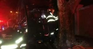 Parkwood crash