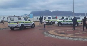 Police clash with surfers