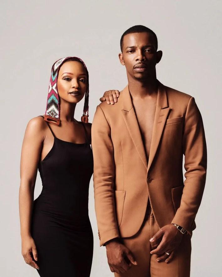 Zakes Bantwini & Nandi Madida