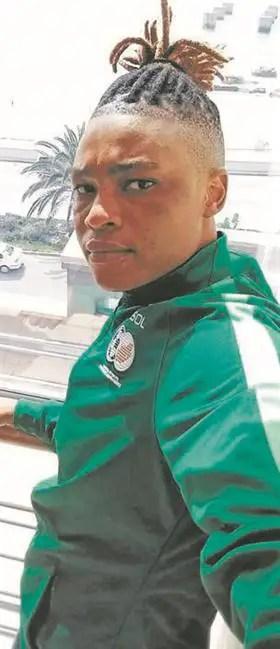 """Zanele """"Mazet"""" Nhlapho"""