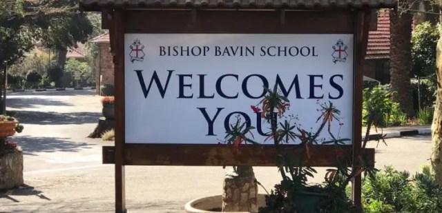 Bishop Bavin