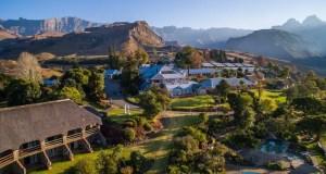 Cathedral peak hotel