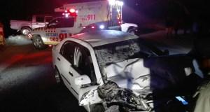 Durban West head on collision