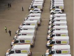 Ekurhuleni ambulance service