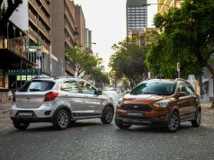 Ford Figo freestyle