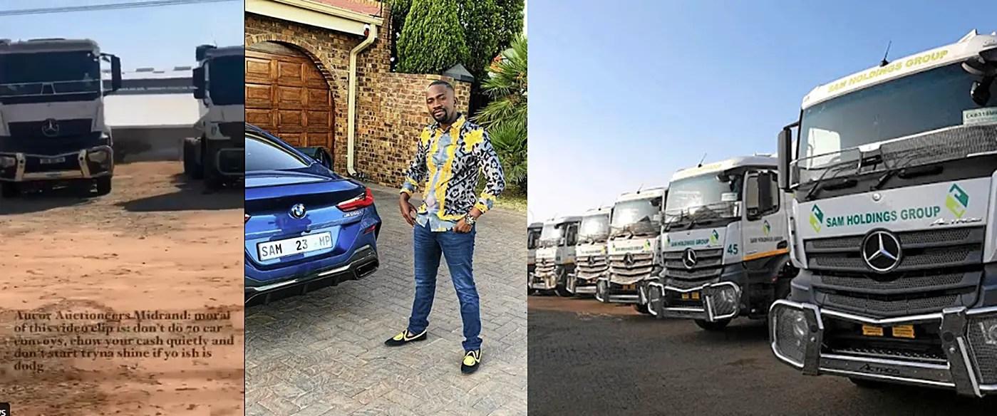 Sam Mshengu Chabalala