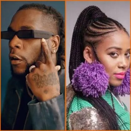 Sho Madjozi and Burna Boy