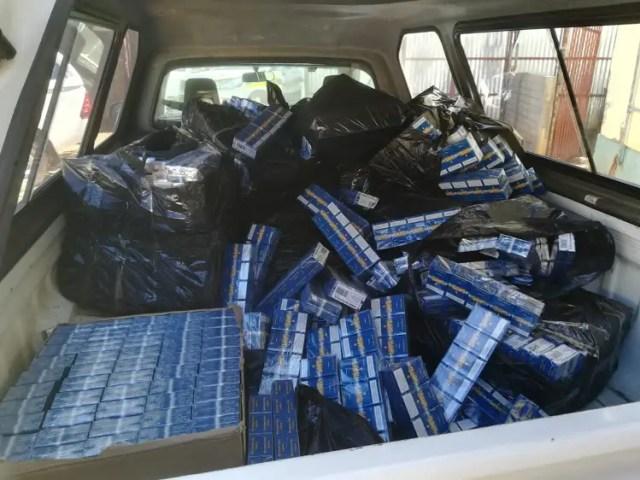 smuggling illicit cigarettes