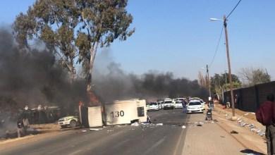violent cash-in-transit heist in Benoni