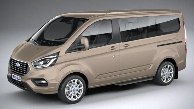 2020 Ford Tourneo Custom