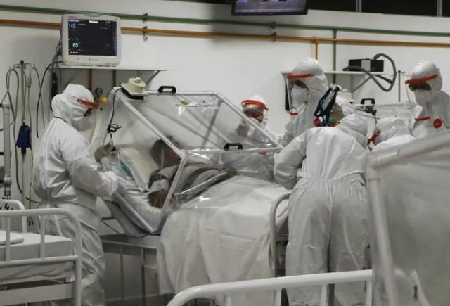 Brazilian hospital