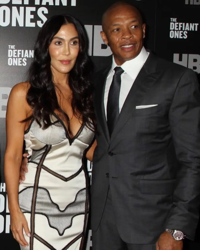 Dr Dre and Nicole