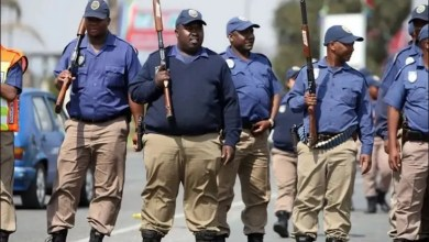 Durban metro police