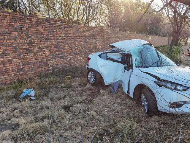 East Rand crash