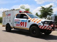 Five dead in Lanseria crash