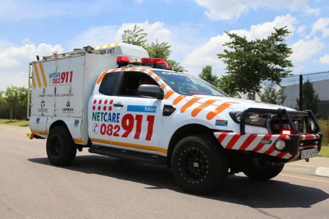 Five dead in Lanseria crash