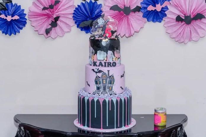 Kairo birthday cake