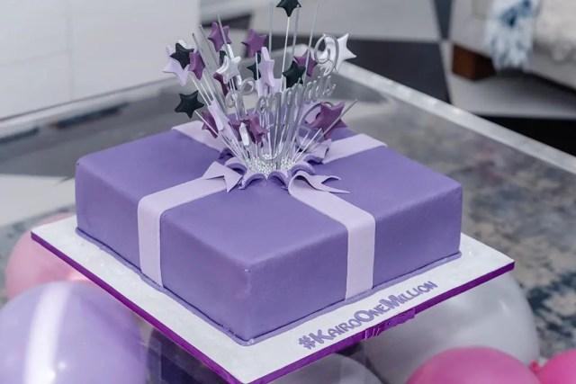 Kairo instagram cake
