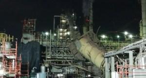Milnerton Refinery plant