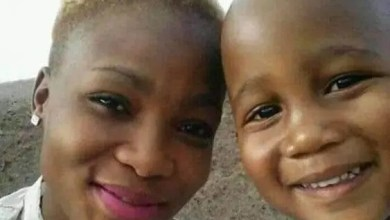 Mother and son that were allegedly burnt to death