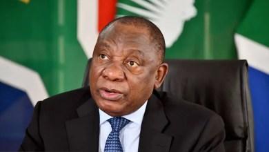 President Cyril Ramaphosa chairs a virtual meeting